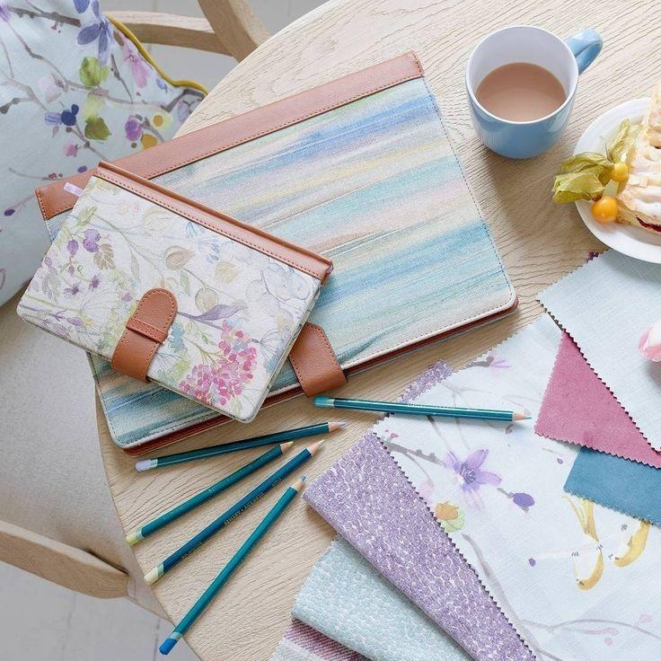 ничего не забыть помогут удобные #организаторы и #блокноты @voyage_deco Приобрести можно в #Galleria_Arben #notebook #fabric #gifts #ткани