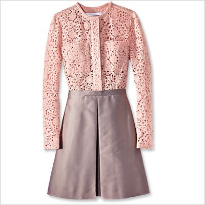 Spring Fashion Trends — Lace Dresses: Victoria, Victoria Beckham Dress