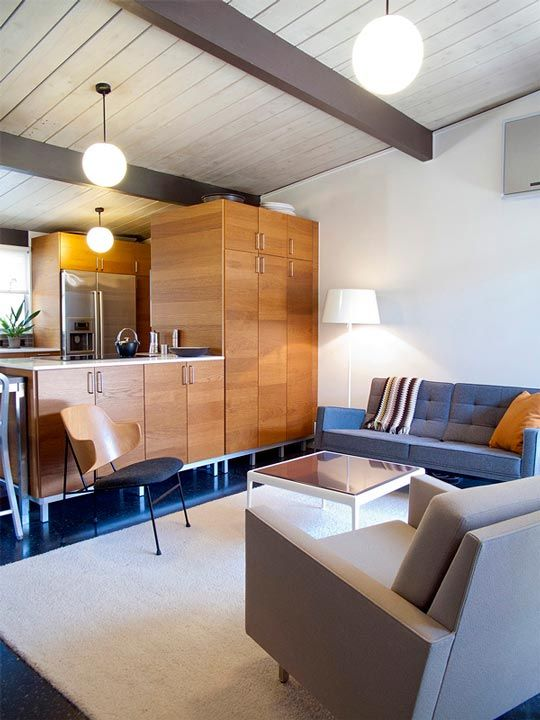 1963 redesigned Eichler via Apartment Therapy