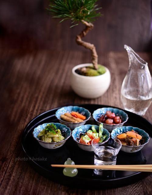 「新ごぼうの味噌漬けと木の芽和え」 #花ヲツマミニ