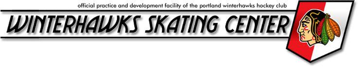Public Skate | Winterhawks Skating Center Schedule.