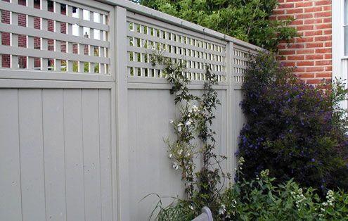 Avenue Panels - Contemporary Garden Fence Panels - Essex UK, The Garden Trellis Company