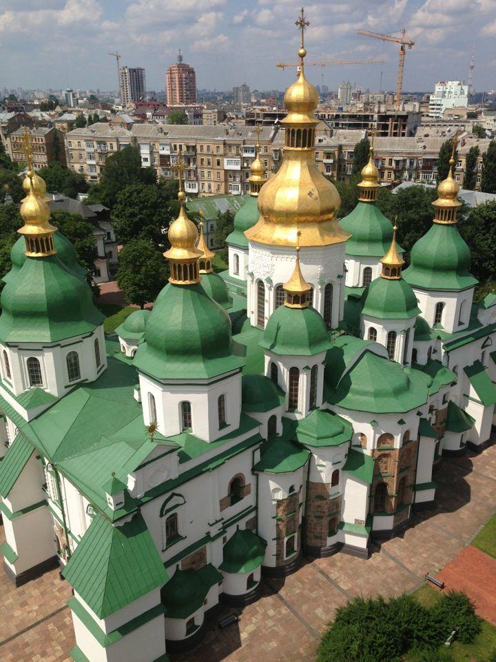 Софійський собор / Saint Sophia Cathedral