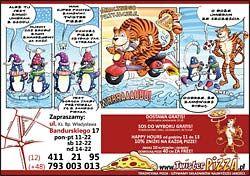 Twister Pizza