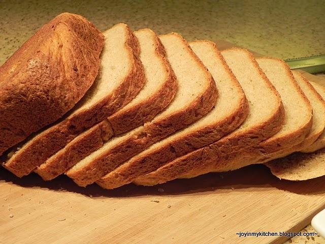 savory zucchini bread, using your bread machine