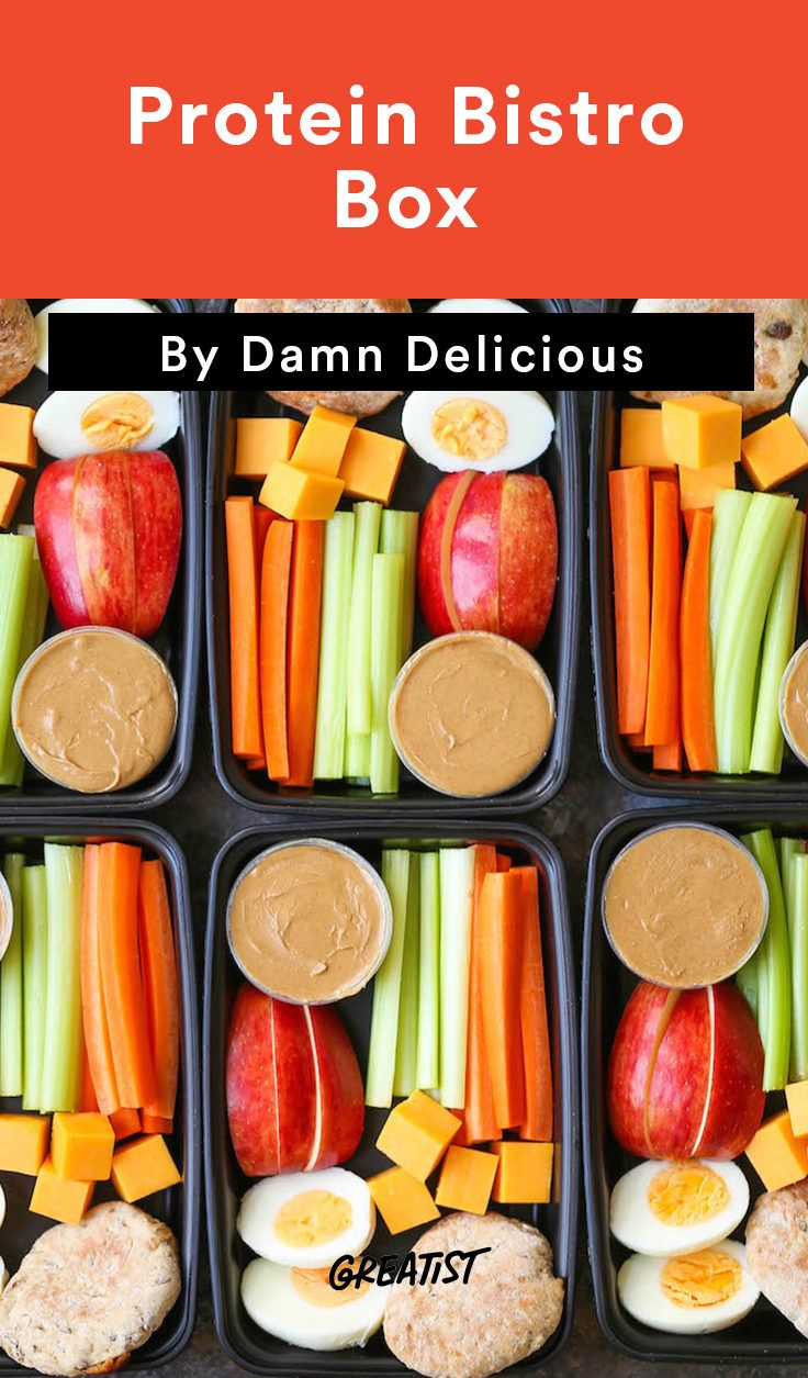 1. Protein Bistro Box #greatist http://greatist.com/eat/copycat-starbucks-breakfast-recipes