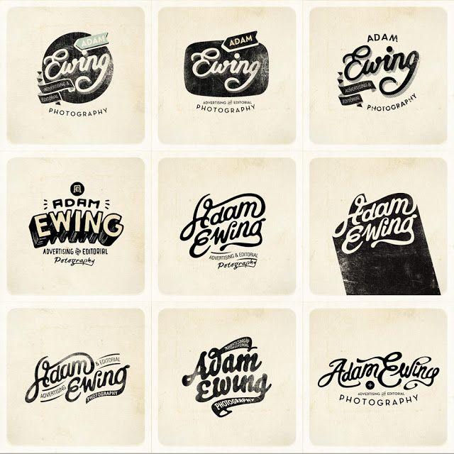 Corporate Identity for Adam Ewing Advertising and editorial Photography - Alex Ramon Mas StudioAlex Ramon Mas Studio