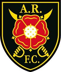 Albion Rovers of Scotland crest.