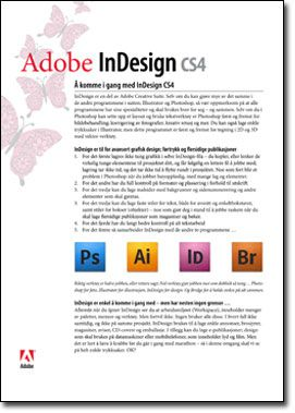 Adobe Indesign (CS4) Basics