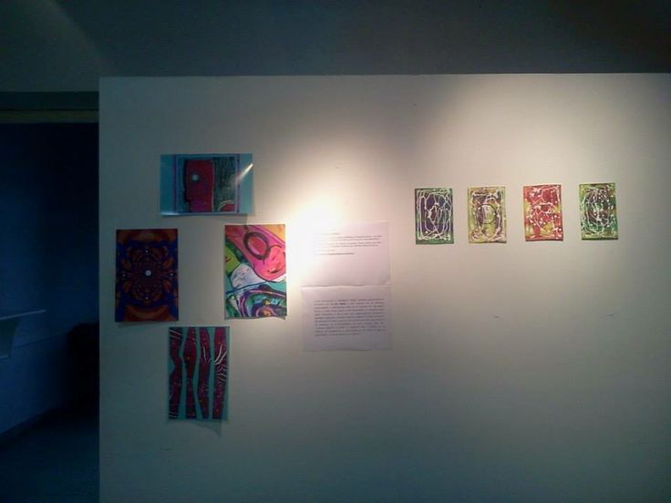 expo 2014.Florencia Mittelbach Pinturas.