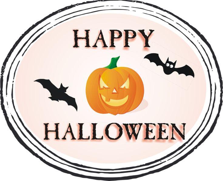 Etykietki na Halloween do pobrania za darmo!