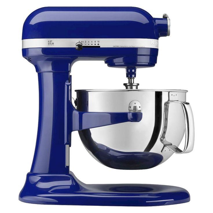KitchenAid Professional 600 Series 6-Quart Bowl-Lift Stand Mixer - KP26M1X,