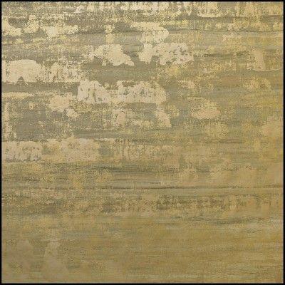 Nobilis - Papier peint Ecorce - Doré