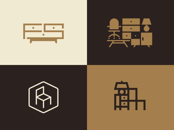 Furniture Services Inc. | Furniture store logo, Furniture ...