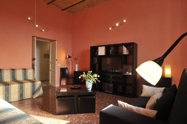 Rome Apartment Traiano