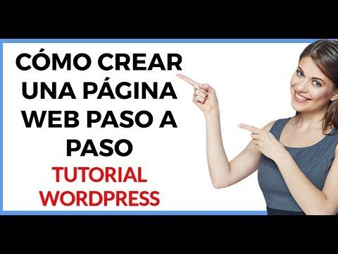 Cómo Crear Una Pagina Web En Wordpress Paso a Paso Tutorial 2018 - https://www.wptutorialcamp.com/how-to-wordpress-tutorial/como-crear-una-pagina-web-en-wordpress-paso-a-paso-tutorial-2018/  #HowToWordPressTutorial
