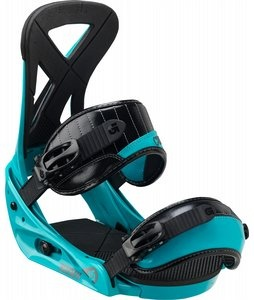 What more can be said when investing in Burton you are investing in quality. Burton Custom Bindings are just another reason why Burton is a leader in the boarding industry. If you want a dependable, long lasting, comfortable and easy to use set of bindings, don't look any further. The highback is equipped with a Canted Hinge that will help reduce shock and the Smooth Glide Buckles make for easy use and tightening. The cushioning also provides comfort that you can not find any other…