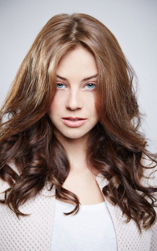 Lockenfrisuren 2016 - http://frisuren2016.ru/frisurenkollektionen/7130-lockenfrisuren-2016.html #Frisurenkollektionen #trends #frisuren #haartrends #frisur #haarstyle