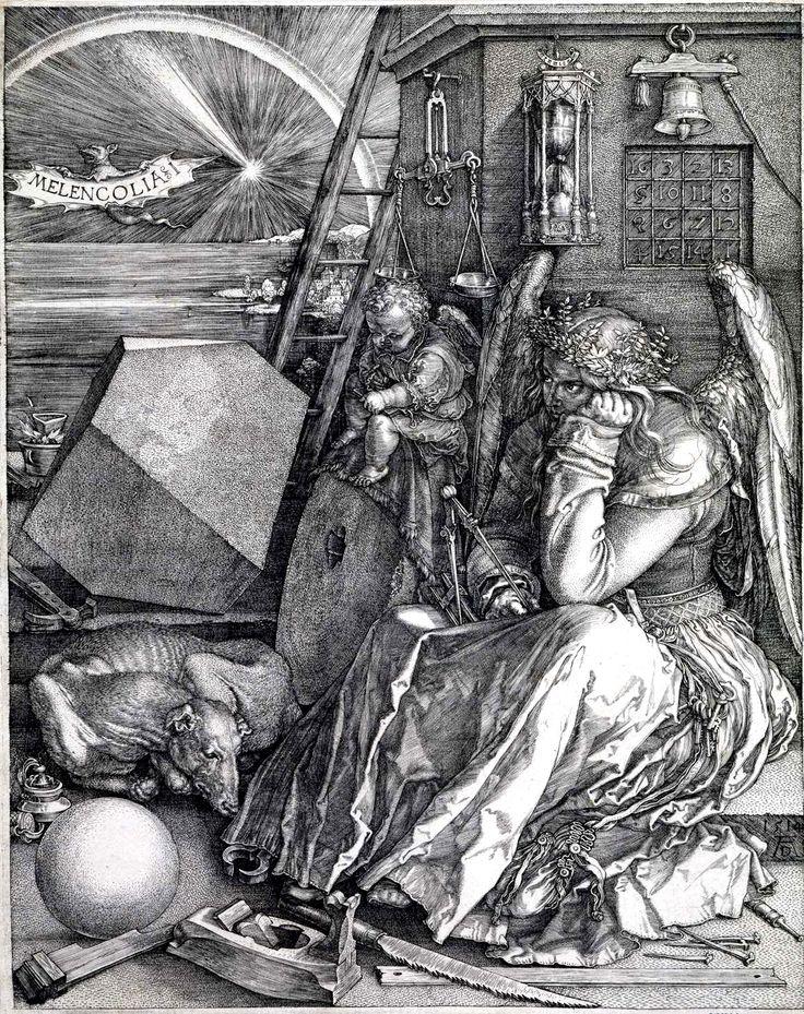 Melancholia I, 1514.