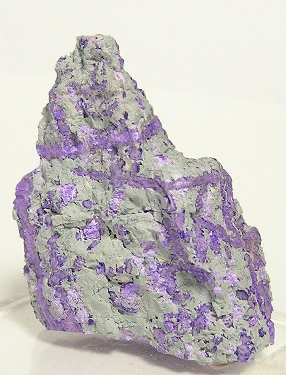 Pedras precisas roxas/lilás e jóias