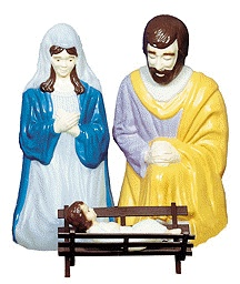 48 best nativity sets images on pinterest nativity scenes lighted plastic nativity scenes full dimensional colored resin sculptures lighted for outdoor use made in the workwithnaturefo