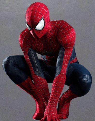 Amazing Spiderman 2 costume pattern | Patterns, Costumes ...