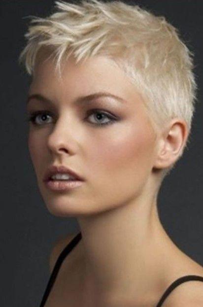 50 atemberaubende Kurzhaarschnitte für Frauen # dailyfeedpins.com #hairstyle #shorthaircu …