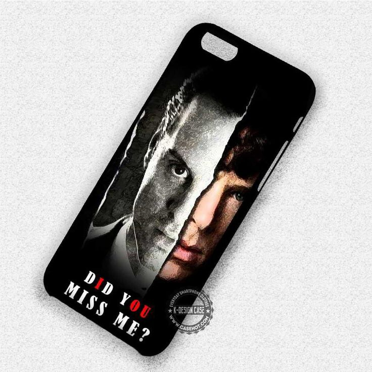 Did You Miss Me - iPhone 7 6 Plus 5c 5s SE Cases & Covers #movie #sherlock