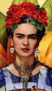 Resultado de imagen de cuadro frida kahlo