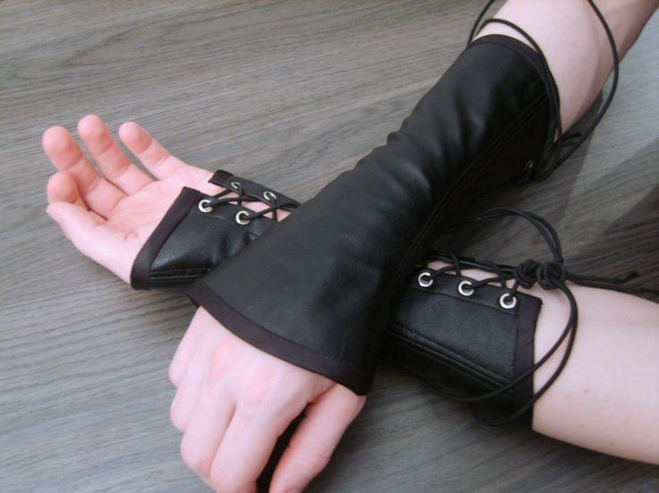 Leather Wrist Guards