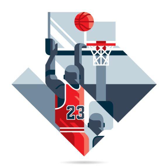 Rivista Ufficiale NBA 100 Michael Jordan