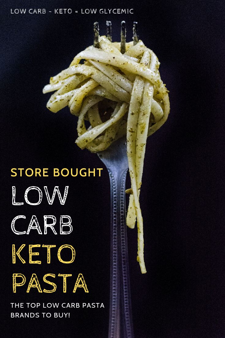 Keto Pasta Noodles to Buy – Top 5 List of Low Carb Pasta Brands [2019]