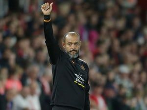 Nuno Espirito Santo disappointed with Wolves' defeat to Sheffield United