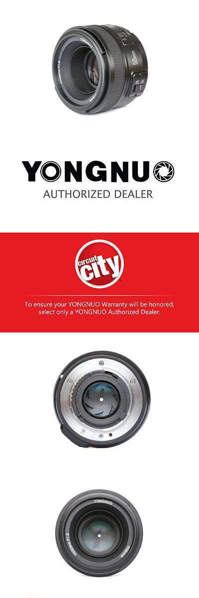 photo and video: Yongnuo Yn 50Mm F 1.8 1:1.8 Af Hd Standard Prime Lens For Nikon Dslr Cameras -> BUY IT NOW ONLY: $68.99 on eBay!