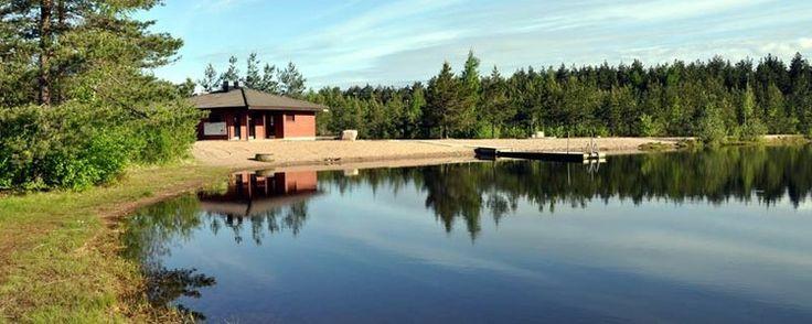 Märynummi uimaranta, Hirvitie 92  25250 Märynummi