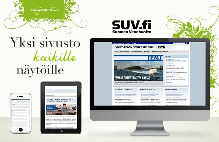 Business Websites & Responsive Website Design by Maijamedia.