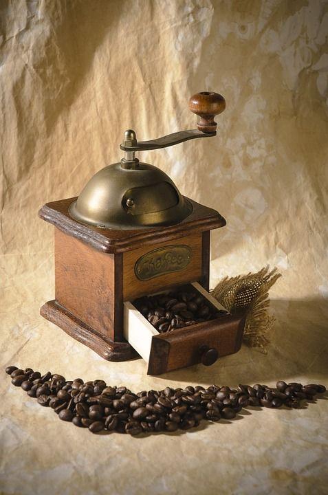 Кофе, Натюрморт, Зерна Кофе, Чашка, Зерна
