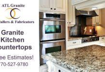 Granite Countertops Woodstock | Mármol y Granito