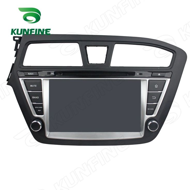 Quad Core 1024*600 Android 5.1 Car DVD GPS Navigation Player Car Stereo for HYUNDAI I20 2014-2015 Bluetooth 3G/Wifi //Price: $309.63//     #shop