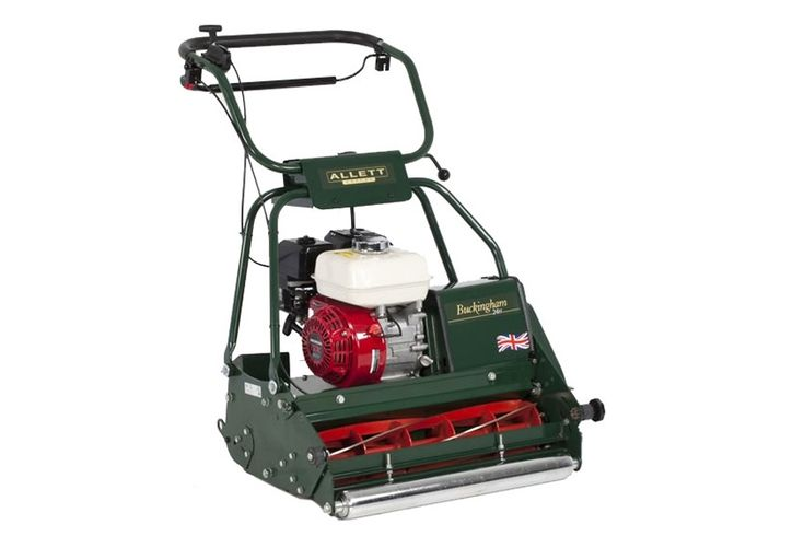 Allett Kensington 20K Petrol Cylinder Lawn Mower - Petrol Cylinder Lawn Mowers - Petrol Lawn Mowers - Lawn Mowers - Grass Cutting