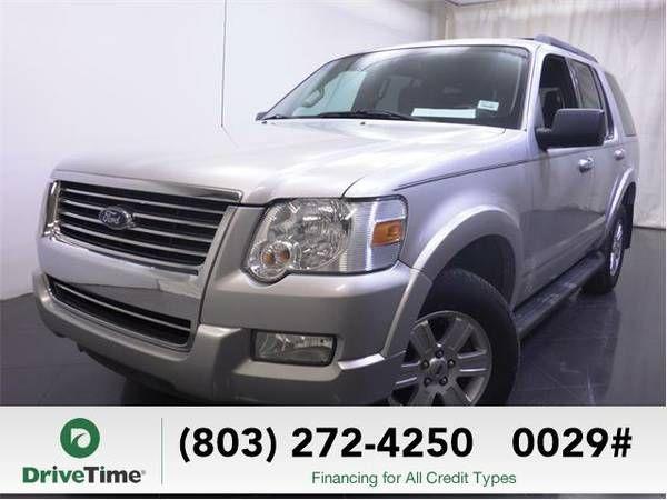 2010 Ford Explorer  XLT (Brilliant Silver Metallic) (_Ford_ _Explorer_ __)