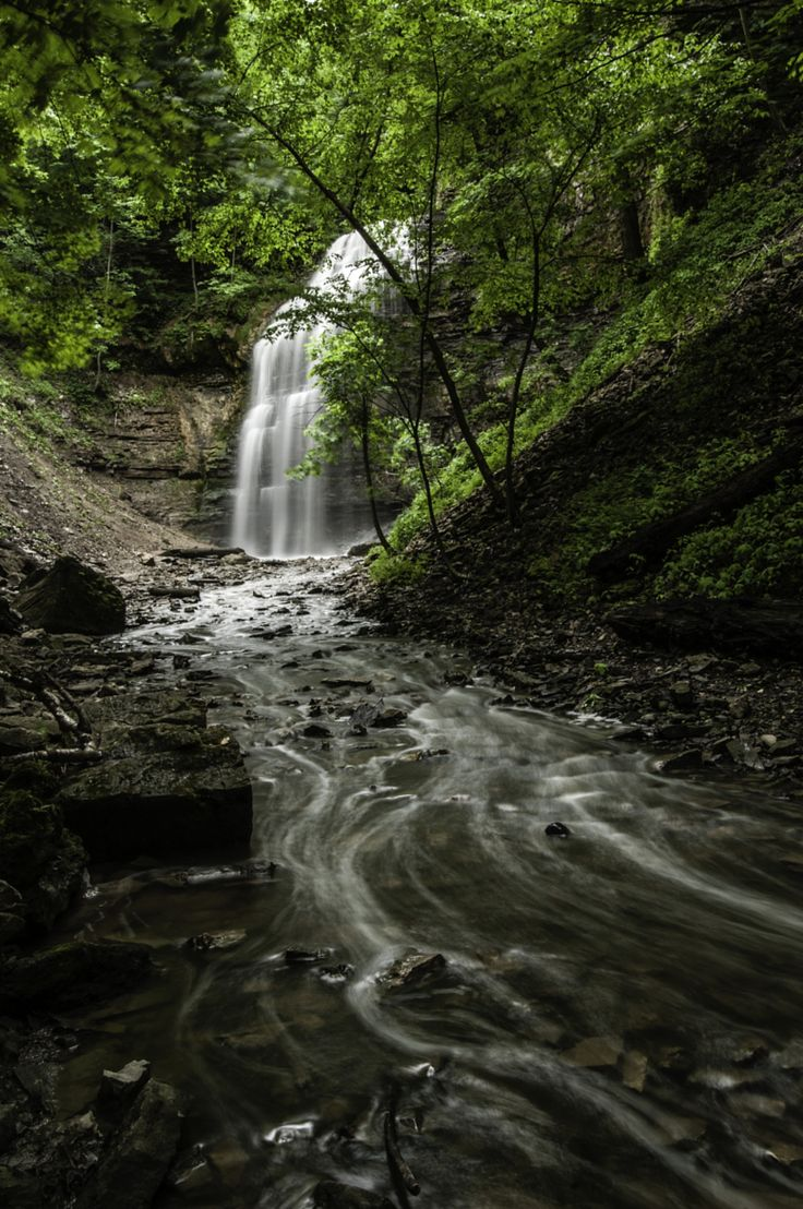 Photograph Up to the Falls  by Alan Norsworthy on 500px