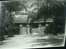 KAMERUN STATION Altes Original Foto 13x18 Kolonien Schutztruppe AFRIKA 1 WK RAR