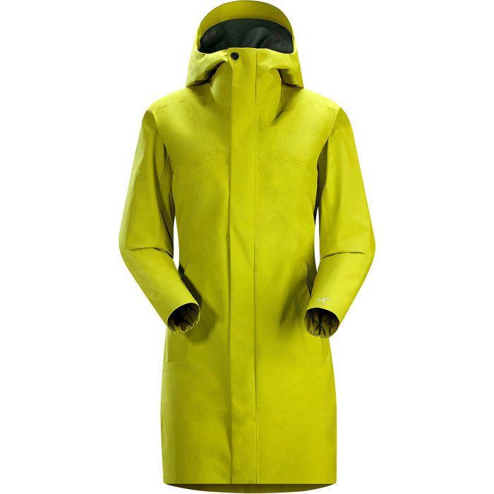 Arcteryx Womens Codetta Long Coat - GORE-TEX jakker - Jakker - Beklædning - Produkter