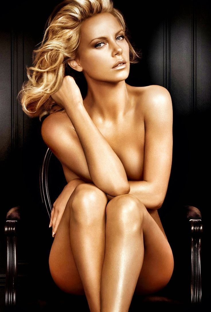 """Charlize Theron is both classy and elegant. She has more in common with """"Classic"""" Hollywood, I think."""