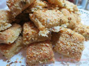 Ζουζουνομαγειρέματα: Τυρομπισκότα φουντουκιού!