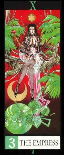 'The Empress' (personificado por Kanoe)