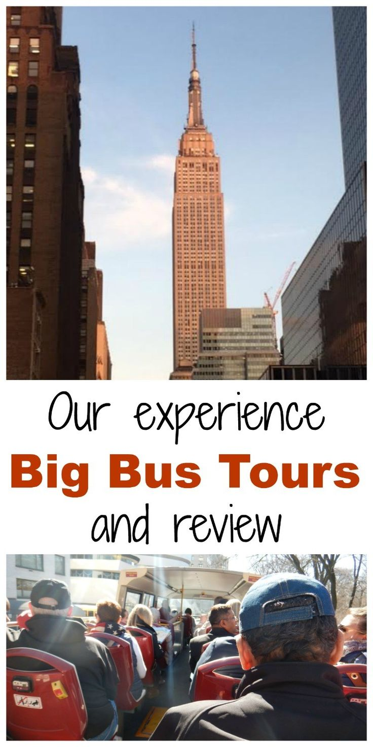 Big bus tours in nyc not what we expected read the review to decide family traveltravel
