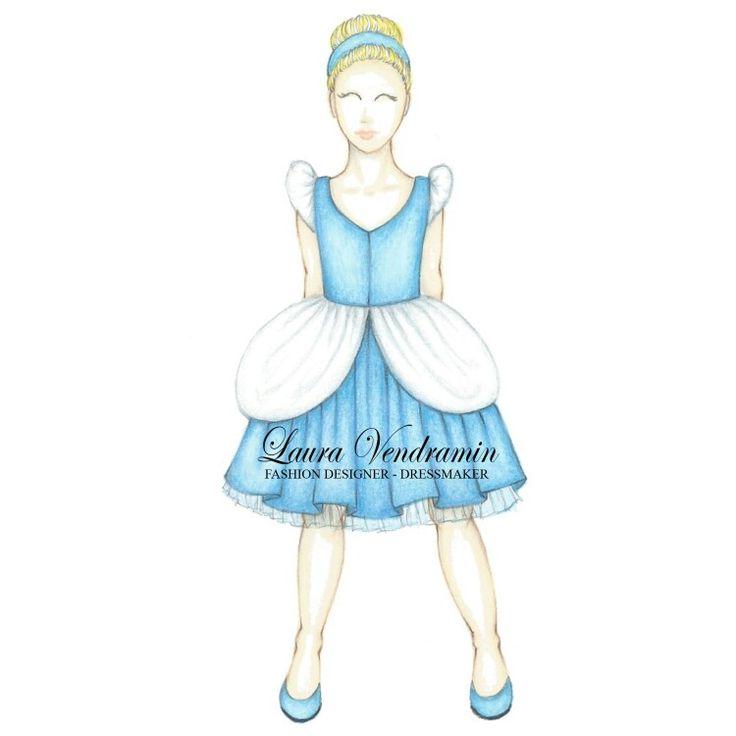 Princess Disney remake for children Cinderella