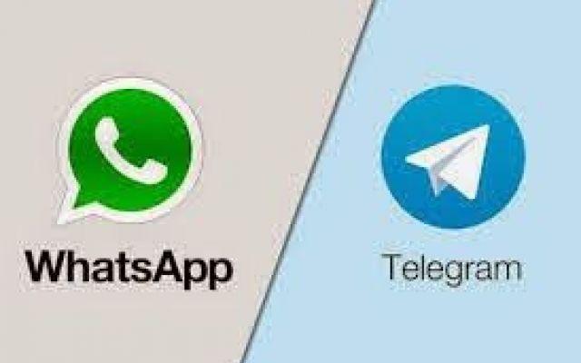 Il dopo whatsapp si chiama telegram l alternativa arriva dalla russia